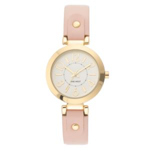 Women's Strap Watch - Gold/Light Pink NW-2178WTPK