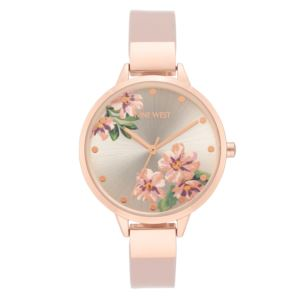 Women's Strap Watch - Rose Gold/Pink NW-2268FLPK