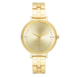 Women's Bracelet Watch - Gold NW-2368CHGP