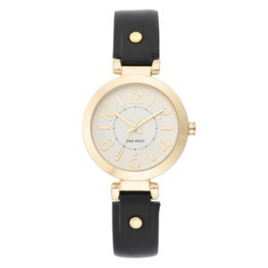 Women's Strap Watch - Gold/Black NW-2178WTBK