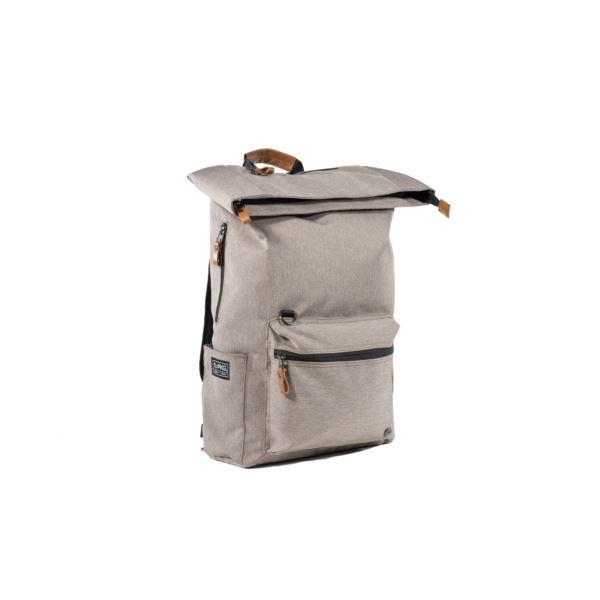 PKG Brighton Foldtop Plus Backpack - Chocolate Chip BRIGHTON-CHCH