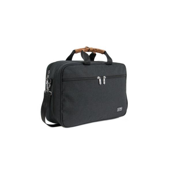 PKG Pearson Messenger/Backpack - Dark Grey PEARSON-DGRY