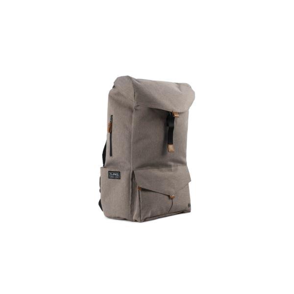 PKG Cambridge Drawsting Backpack - Chocolate Chip CAMBRIDGE-CHCH