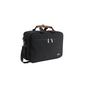 PKG Pearson Messenger/Backpack - Black PEARSON-BLK