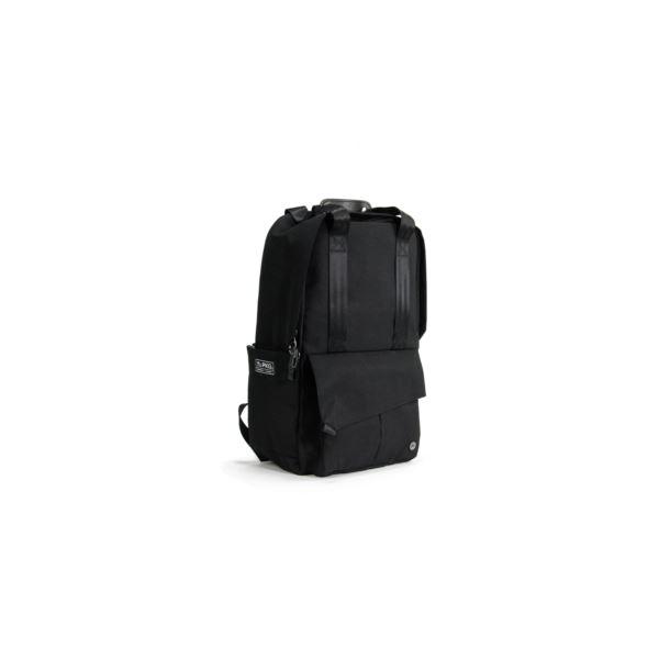 PKG Rosseau Mini Tote Pack - Black/Black ROSSEAU-MN-BLBL