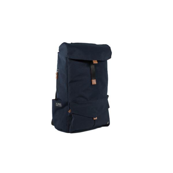 PKG Cambridge Drawsting Backpack - Blue CAMBRIDGE-BLU