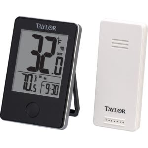 Wireless Indoor and Outdoor Thermometer TAYLOR-1730