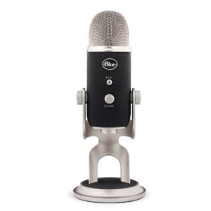 Yeti Pro, The World's Most Versatile High-Resolution USB and XLR Microphone 1967