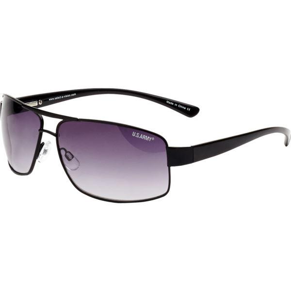 Aviator Sunglasses - Black AR02-BLACK