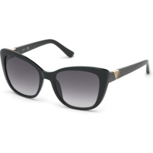 Women's Sunglasses - Shiny Black GU7600-01B