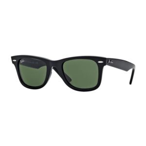 Wayfarer Sunglasses - Black/Green 0RB214090154