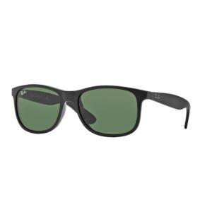 Andy Sunglasses - Black/Green Classic 0RB420260697155