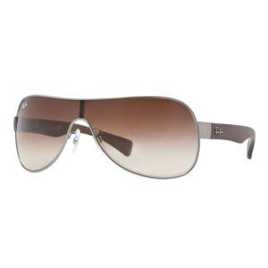 RB3471 Sunglasses - Gunmetal/Brown 0RB34710291332