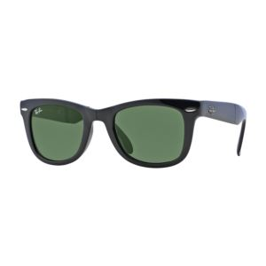 Wayfarer Folding Classic Sunglasses - Black 0RB410560150
