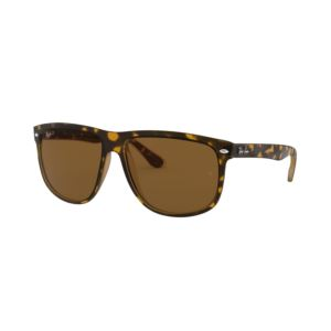 Polarized Square Sunglasses - Light Havana/Brown 0RB41477105760