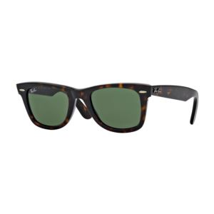 Wayfarer Sunglasses - Tortoise/Green 0RB214090250