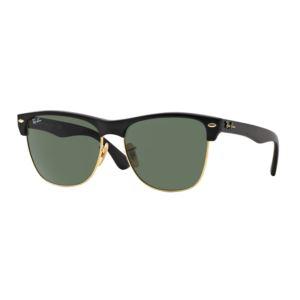 Clubmaster Oversized Sunglasses - Black 0RB417587757