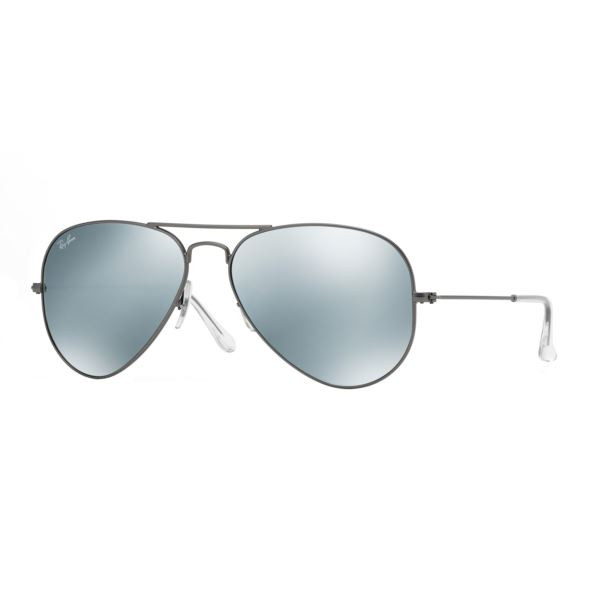 Aviator Sunglasses - Gunmetal Flash 0RB30250293058