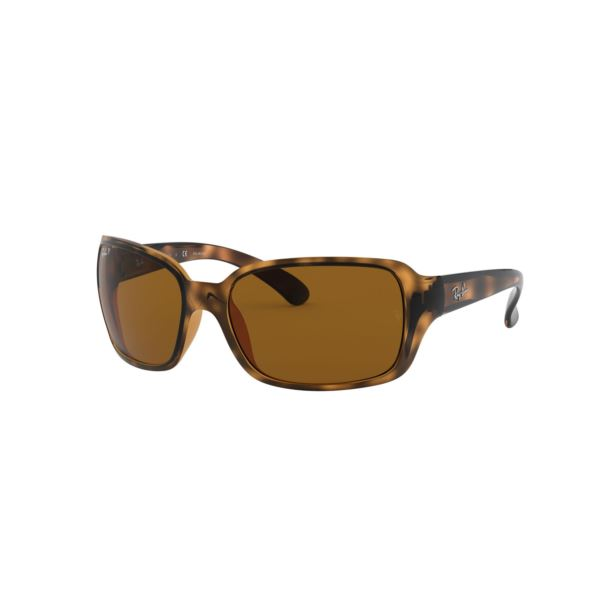 Polarized RB4068 Sunglasses - Tortoise/Brown 0RB40686425760