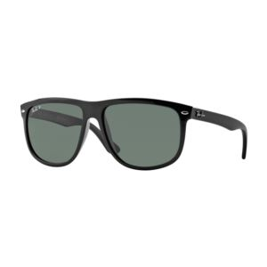 Polarized Square Sunglasses - Black/Green 0RB41476015860