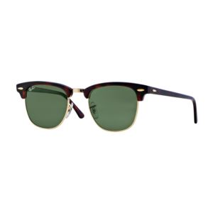 Clubmaster Sunglasses - Dark Tortoise 0RB3016W036651
