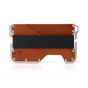 D01 Dapper Wallet - Whiskey Brown DGO-DAP-WB