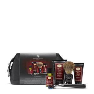 Travel Kit with Razor- Sandalwood ART-80315310