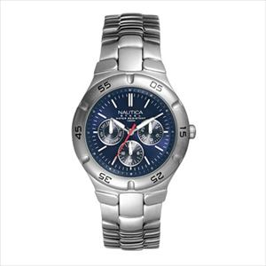 Men's Stainless Steel Round Multi-Function Watch N10061G