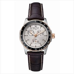 Men's Windseeker Multifunction Silver Dial Watch N11502G