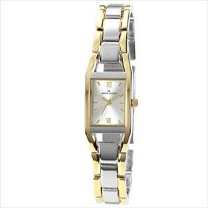 Women's Two-Tone Dress Bracelet Watch 10-6419SVTT