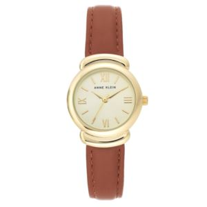 Women's Honey Leather Watch AK-3088CHHY