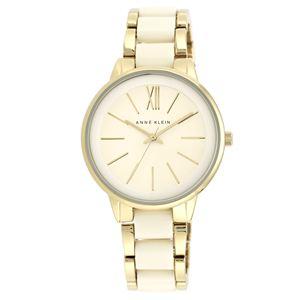 Women's Ivory and Gold Bracelet Watch AK-1412IVGB