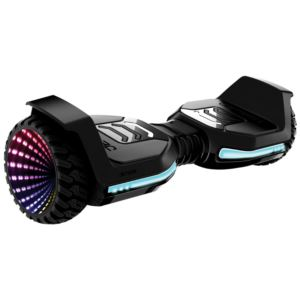 Flash All-Terrain Light-Up Hoverboard JFLASH-BLK