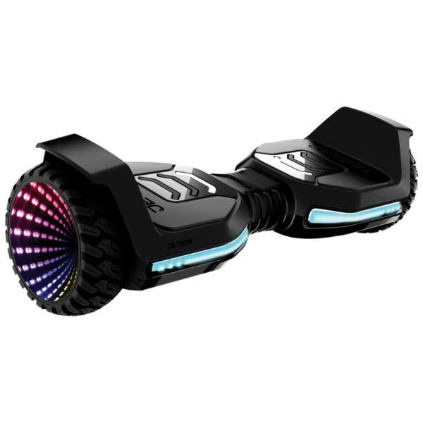 Flash All-Terrain Light-Up Hoverboard JFLASH-BLK