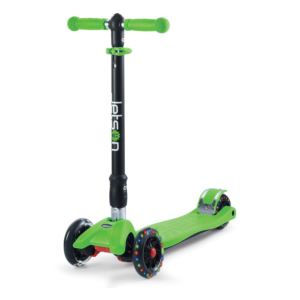 Twin kids Kick Scooter Green JTWIN-GRN