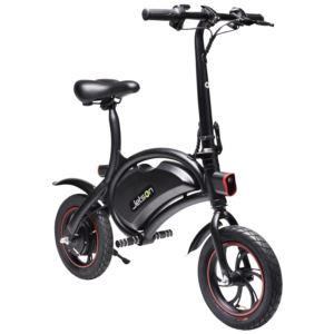 Lightweight Electric Bike JBOLT-BLK