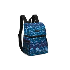 Freezable Lifestyle Lunch Backpack, Dottie Chevron PKT-CP-DTC