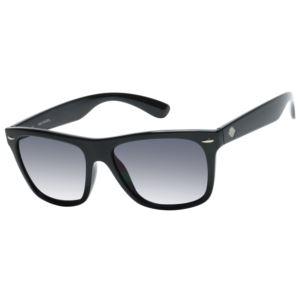 Men's Wayfarer Sunglasses - Black HDS-622-BLK-3