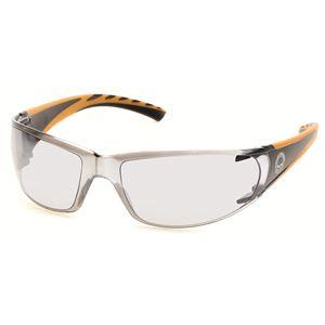 Men's Sunglasses - Black/Orange HD0104V-01C