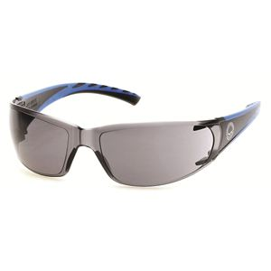 Men's Sunglasses - Black/Blue HD0104V-02A