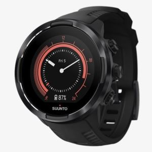 Suunto 9 G1 Baro Black Sports Watch SS050019000