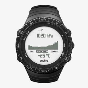 Suunto Core Regular Black Sports Watch SS014809000
