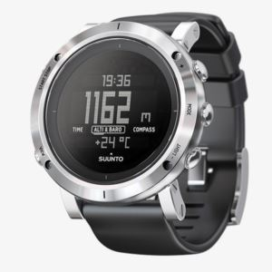 Suunto Core Brushed Steel Sports Watch SS020339000