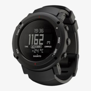 Suunto Core Alu Deep Black Sports Watch SS018734000