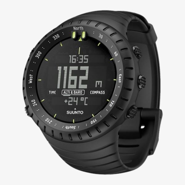 Suunto Core All Black Military Sports Watch SS014279010