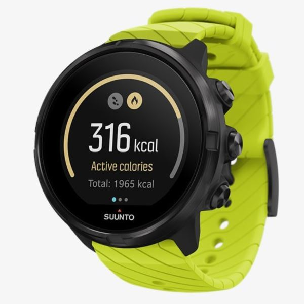 Suunto 9 G1 Lime Sports Watch SS050144000