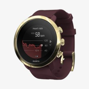 Suunto 3 G1 Burgundy Sports Watch SS050054000
