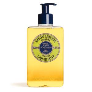 Shea Butter Verbena Liquid Soap - 500ml 01SL500VE
