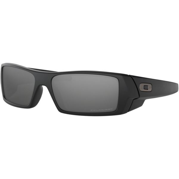 Gascan Sunglasses - Matte Black/Black Iridium Polarized OO9014-12-856