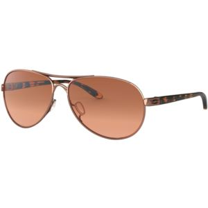 Feedback Sunglasses - Rose Gold/Vr50 Brown Gradient OO4079-01